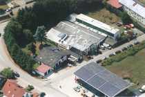Produktionshalle mit Büro und Sozialräumen