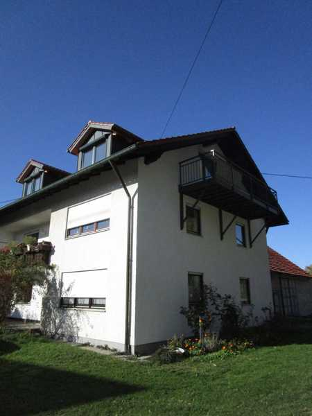 Erstbezug nach Sanierung, schöne 3-Zimmer-Erdgeschosswohnung in Prittriching in Prittriching