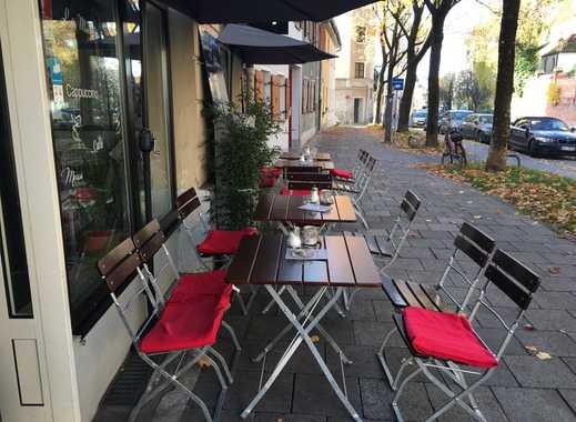 Gemütliche -  Bar/Cafe in Haidhausen mit Terrasse.