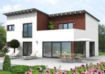 DUMAX-Massiv Traumhaftes Familienhaus mit Pultdach