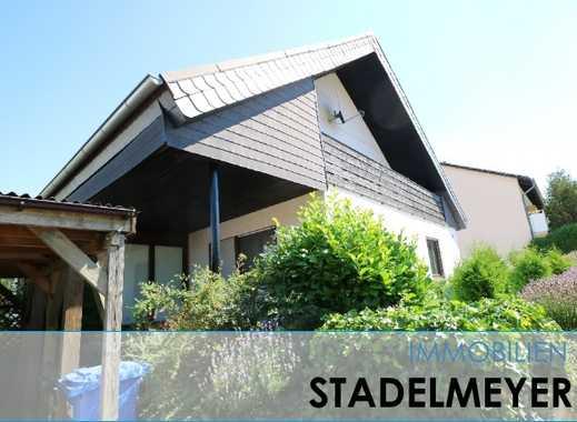 Mertesheim | attraktive und gepflegte Mietwohnung in herrlicher Wohnlage