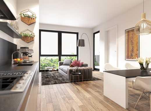 PANDION LEON - Kompakte 2-Zimmer-Wohnung mit hellem Wohnbereich und schöner Loggia