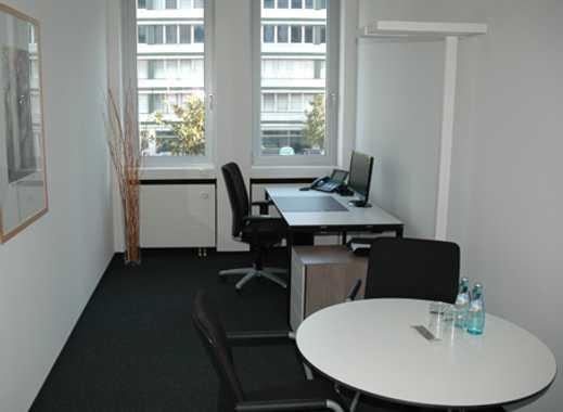 Ihr Privatbüro für 1-2 Personen - Frankfurt SBC Service and Business Centre