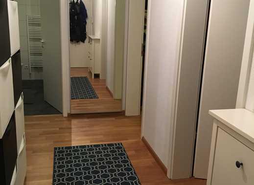 Helle 3-Zimmer-Wohnung (~84qm) zentrumsnahe mit Balkon und Einbauküche in Lörrach