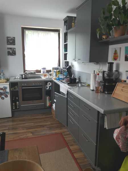 Zentrale und solide 2-3 Zimmer Wohnung in IN Stadtmitte - auch WG geeignet ! in Mitte (Ingolstadt)