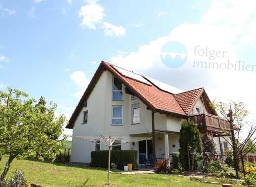 ...top gepflegtes, großzügiges Ein-/Zweifamilien-Wohnhaus mit Garten und Garage bei Würzburg...