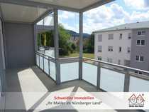 Balkontraum Großzügige 3-Zimmer-Wohnung für NEUBAU-Liebhaber