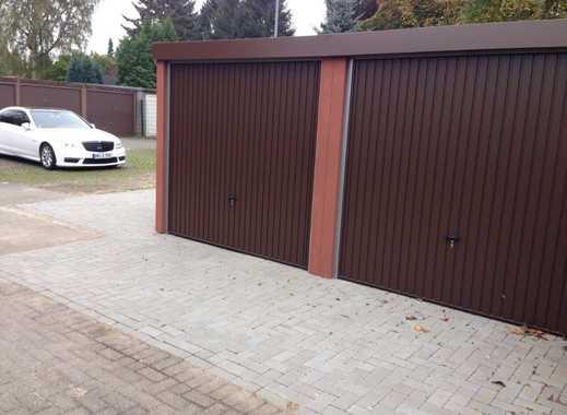 Einzel Garage in Billstedt zu vermieten