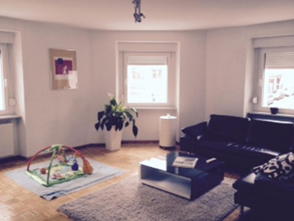 4 Zimmer-Wohnung im Zentrum des Würzburger Stadtteils Grombühl in