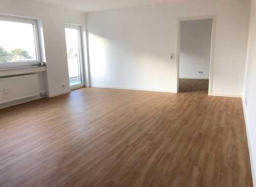 2018 kernsanierte helle 2-Zimmer-Wohnung mit EBK und Balkon in Stockstadt am Rhein