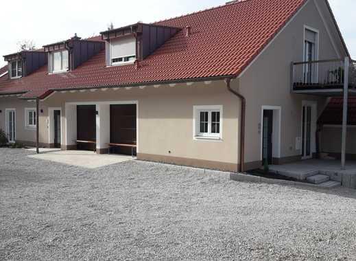 3-Zimmer-Dachgeschosswohnung mit Balkonen