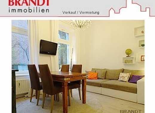 3-Zimmer-Wohnung in einem Jugendstil- Altbau mit Terrasse und Garten in Hoheluft-West!