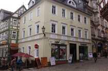 Toplage in der Marburger Oberstadt -