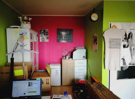 Exklusive 1-Zimmer-Wohnung mit Balkon und Einbauküche in Frankfurt