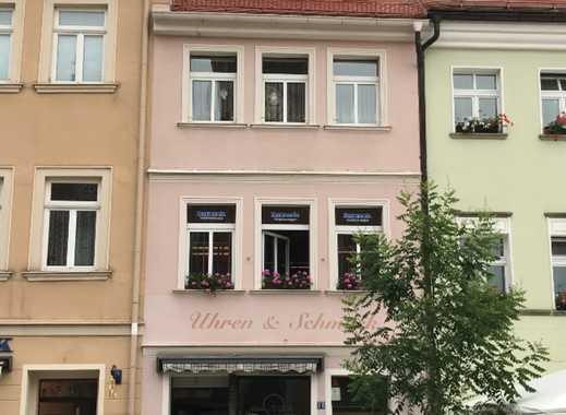 Wohn- un Geschäftshaus auf dem Kamenzer Markt