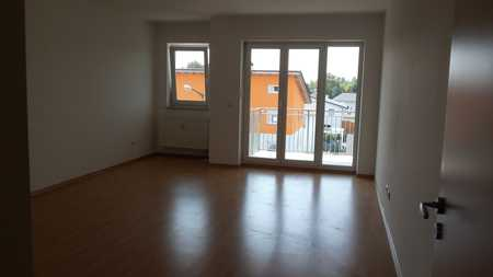 Neuwertige 2-Zimmer-Wohnung mit Balkon und Einbauküche in Straubing in Kernstadt (Straubing)