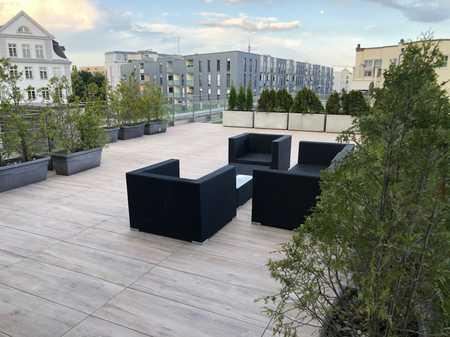 Moderne & klimatisierte Dachterrassenwohnung in Neuhausen in Schwanthalerhöhe (München)