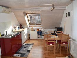 Essbereich und Kochnische