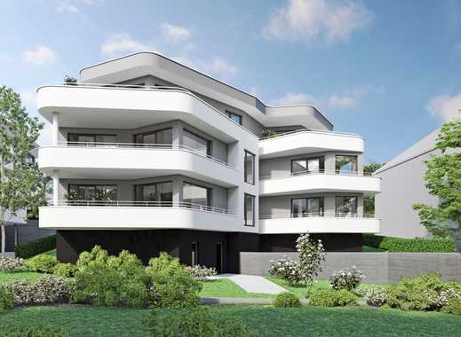 Penthaus-Wohnung mit herrlichem Blick und großer Dachterrasse!