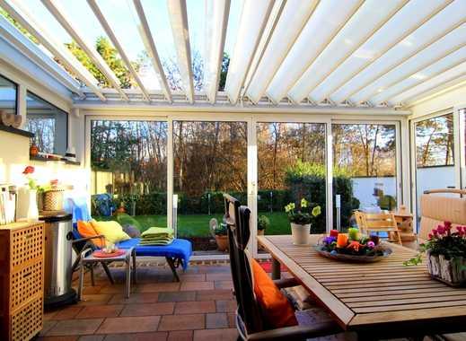 Zink Immobilien: Pool, Wintergarten, Fußbodenheizung, 3 Bäder und Garage in ruhiger Lage