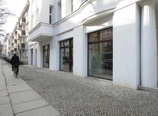 WILMERSDORF: Bregenzer Straße: Einzelhandels-/Bürofläche mit ca. 86 m² per SOFORT zu VERMIETEN