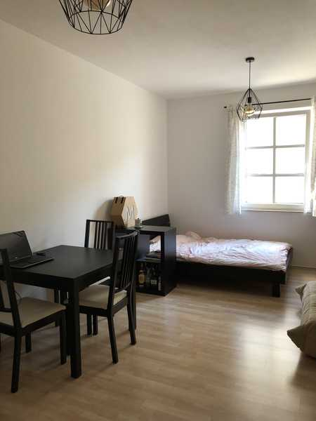Schöne 1-Zimmer-Wohnung mit EBK in Maxvorstadt, München in Maxvorstadt (München)