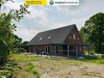 Neubau Doppelhaushälfte Ebenerdiges Wohnen an