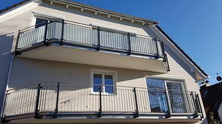 Erstbezug, schöne, sonnige 3-Zimmer-Wohnung mit Balkon und EBK in Waldperlach in Perlach (München)