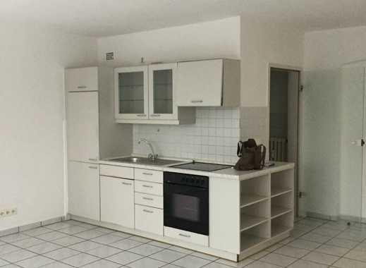 Gepflegte 1-Zimmer-Wohnung mit Balkon und Einbauküche in Mülheim an der Ruhr