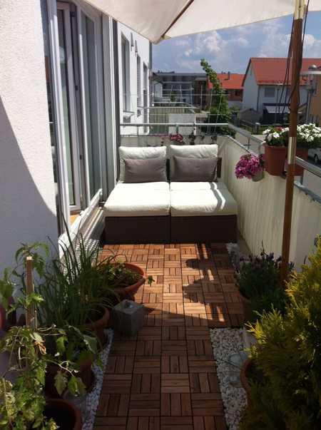 Helle Wohlfühl-Wohnung in Neuburg an der Donau! in Neuburg an der Donau