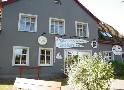 4 Ferienwohnungen in Strandnähe, inkl. Gastrobereich