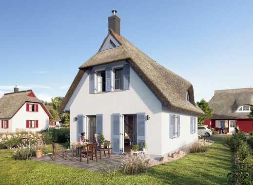 Nehmen Sie Abschied vom hektischen Alltag - Reetdachhaus am Strelasund