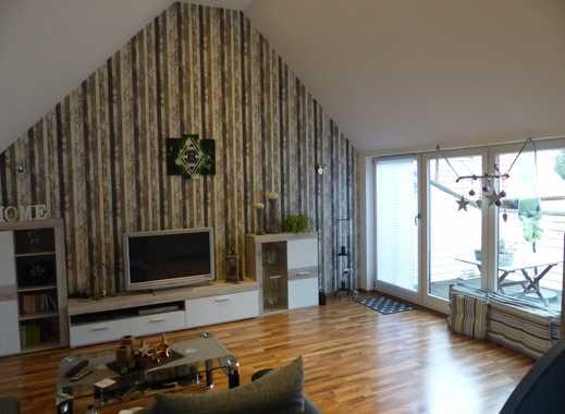 Moderne 2-Zimmer Dachgeschoss-Wohnung