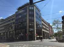 Zentrum- West Ecke Gottschedstraße Bürofläche