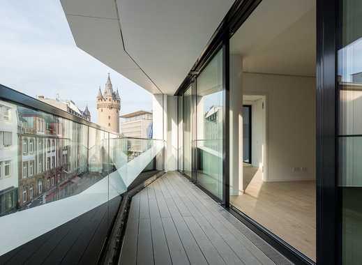 """""""FLARE Living"""" moderne Neubauwohnung im Herzen von Frankfurt"""