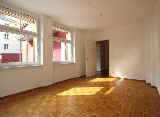 Sonnenterrasse sucht grünen Daumen! 2 Zimmer Erdgeschosswohnung in der Seelenbinderstraße