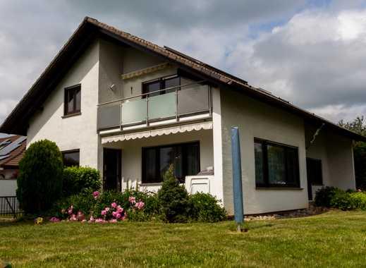 Schöne DG-Wohnung mit tollem Balkon in ruhiger Wohnlage von Horb-Bildechingen