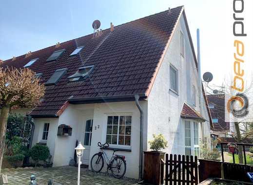 Gemütliches Endreihenhaus in Sackgassenlage im Bremer Vorort Uphusen