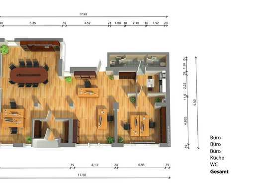 1A-Lage Fechenheim / Praxis- oder Büroräume / Ausbau in Abstimmung mit Mieter