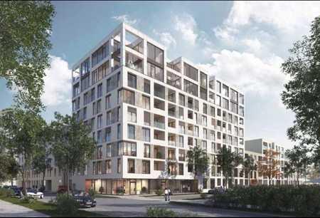 Erstbezug: 3-Zimmerwohnung im sehr schönen Neubauprojekt Easy Pasing in Obermenzing (München)