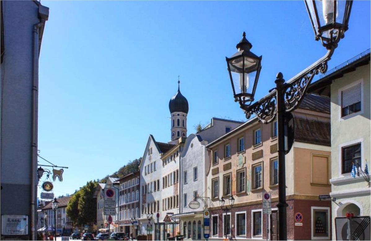 Ruhig & Zentral in Wolfratshausen in