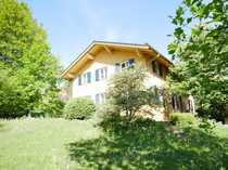Hochwertiges Zweifamilienhaus mit Baugrundstück in