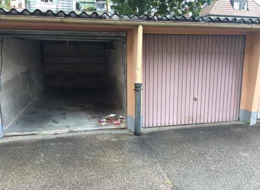 abschließbare Garage Grünwalderstraße