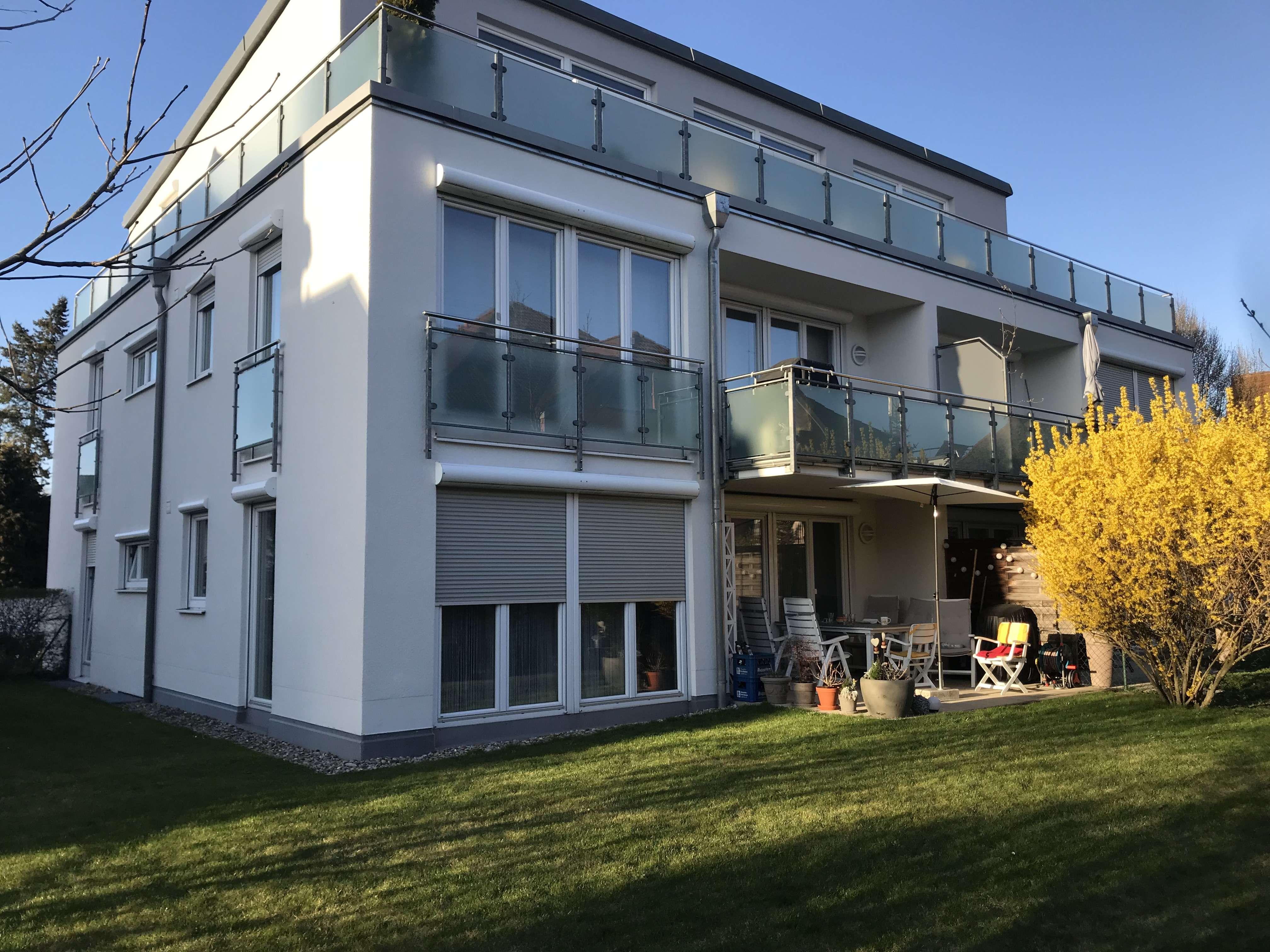 3,5-Zi-Whg. mit Süd-Balkon, hell und modern zw. Altstadt und Audi in Nordwest