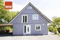 Wunderschönes Schwedenhaus - Wohnen wie andere