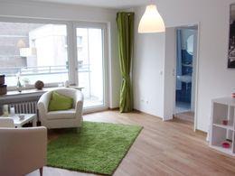 Wohnzimmer Muster möbliert