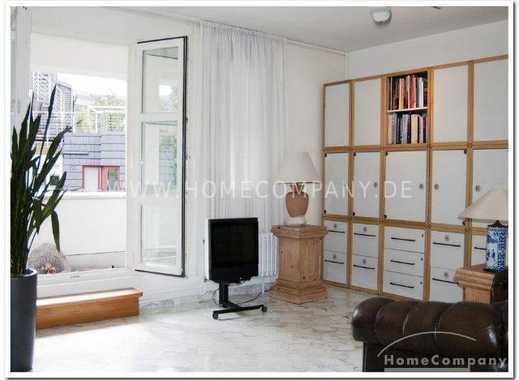 3-Zimmer-Penthouse-Wohnung in Berlin Tiergarten, möbliert