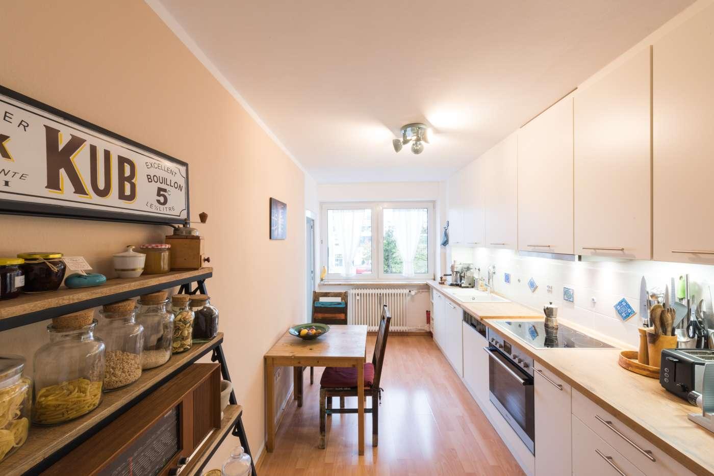 Gut geschnittene 3-Zimmer Wohnung im Westend in Schwanthalerhöhe (München)