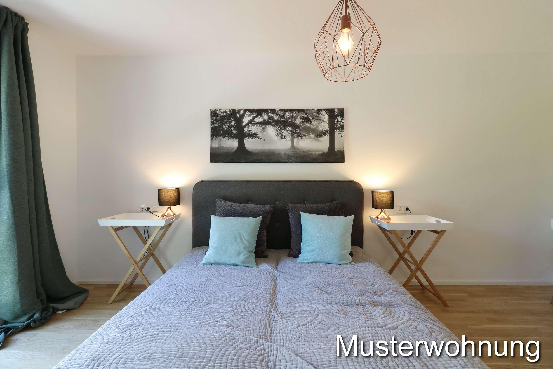 Wunderschöne 2-Zimmer Wohnung, mit EBK, Balkon und Erstbezug! in Perlach (München)