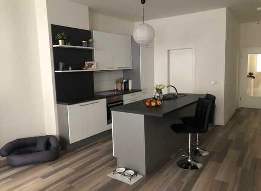 Modernes Loft   3 Zimmer Wohnung mit EBK, Terrasse und Stellplatz ab 01.06.19 zu vermieten!